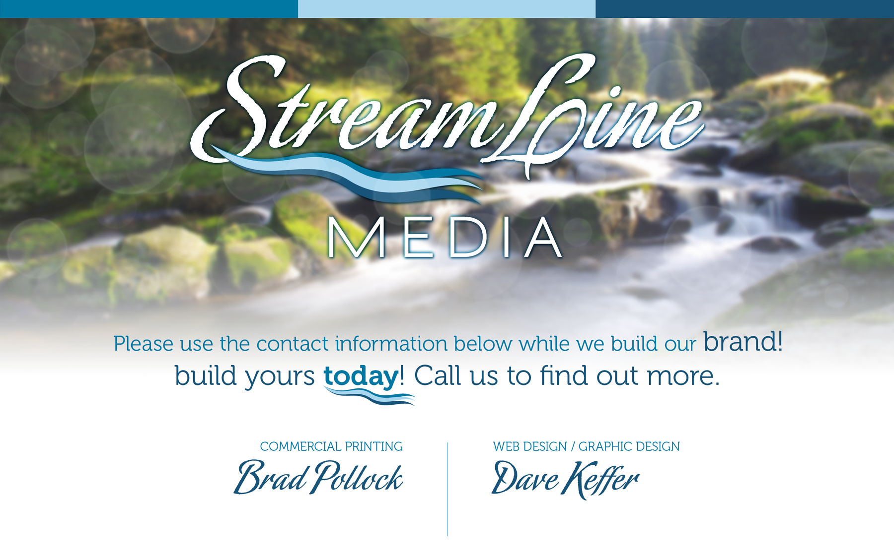 StreamLine Media in Dryden Ontario
